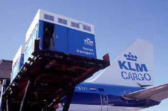 Click here to go to the Site of KLM Cargo